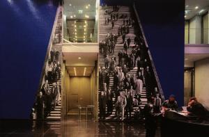 Treppen Frankfurt frankfurter treppe maintower frankfurt